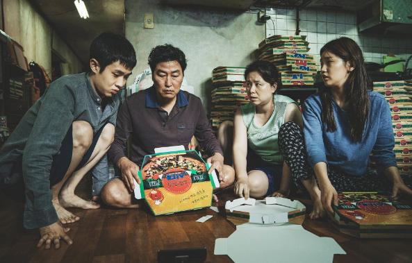 Parasite by Global South filmmaker - Korean filmmaker Bong Joon-ho