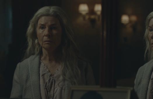 Still from Natalie Erika James's horror, Relic (2020)