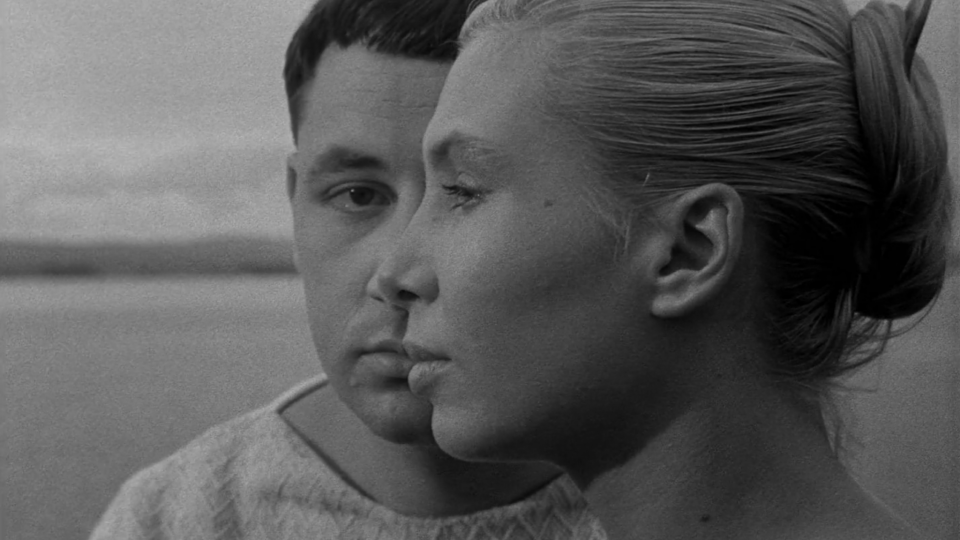Still from Agnès Varda's La Pointe Courte (1955)
